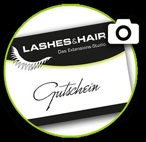 Geschenkgutschein::LASHES & HAIR