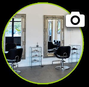 LASHES & HAIR::Studio Braunschweig Außenansicht