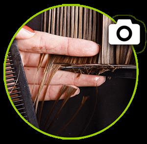 Friseurdienstleistungen::LASHES & HAIR